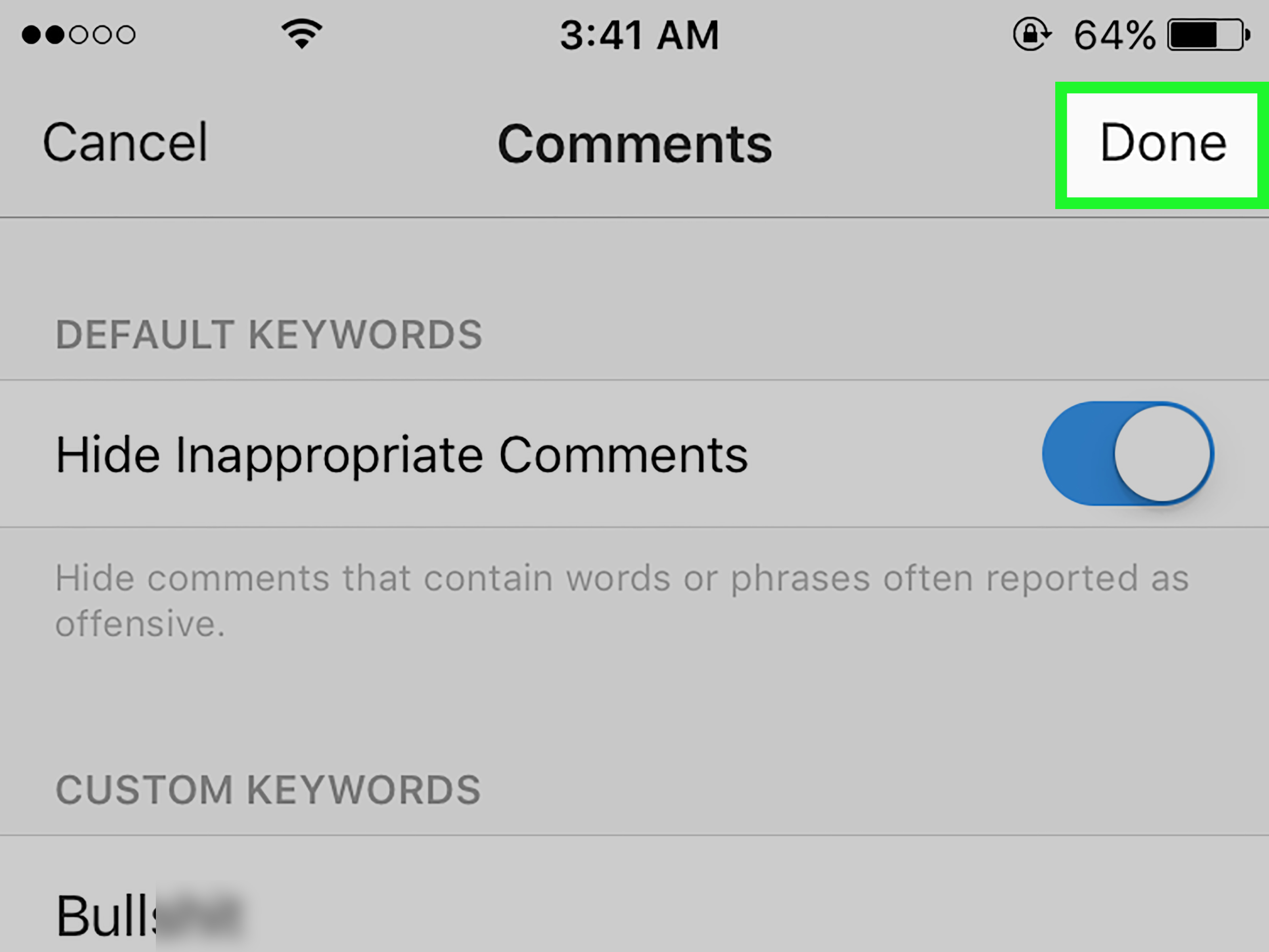 Hide-Offensive-Instagram-Comments-Step-8