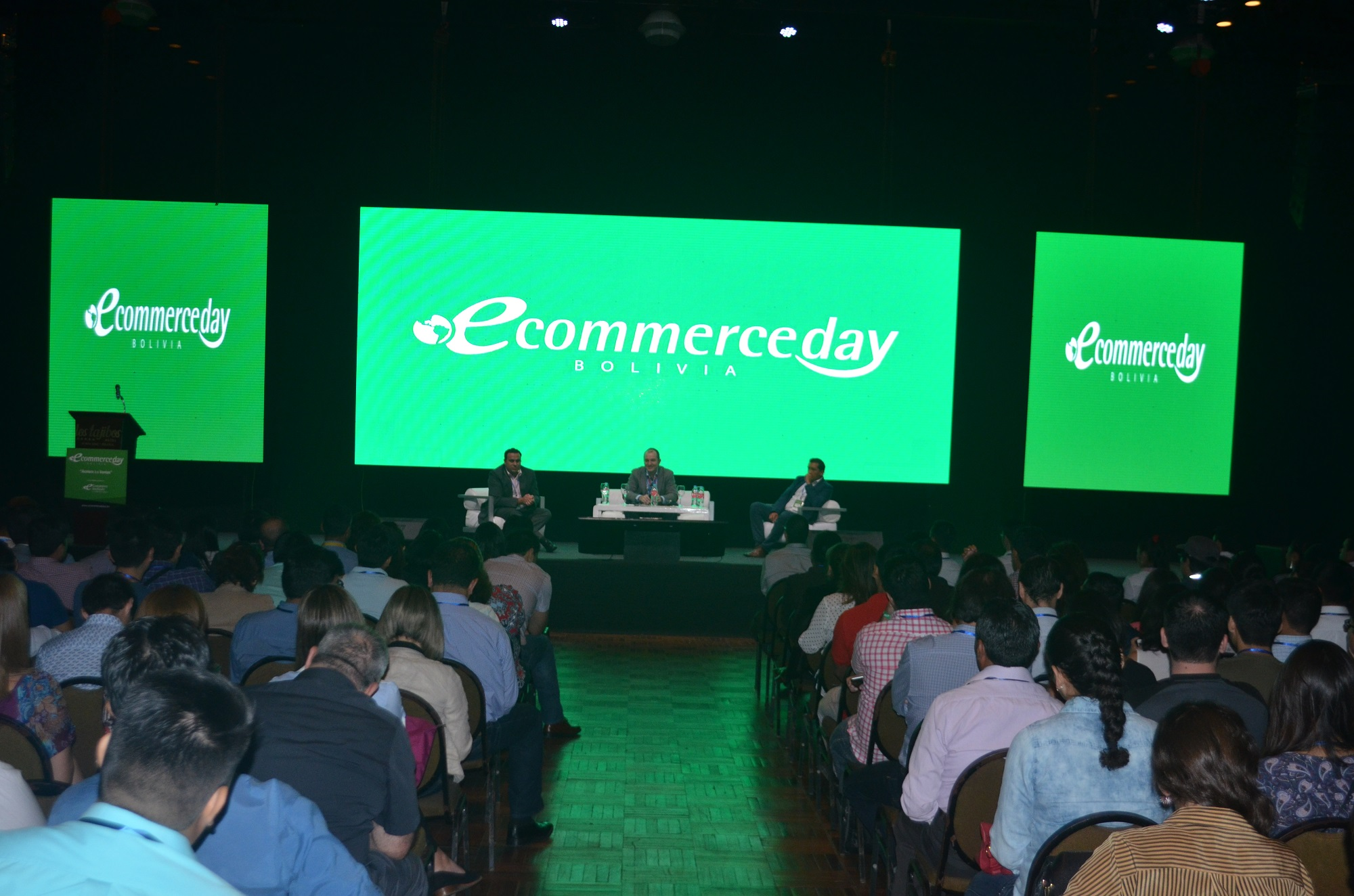 eCommerce Day Bolivia 2017 a