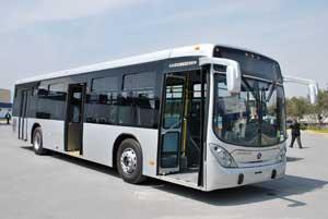 MERCEDES-BENZ autobús eléctrico