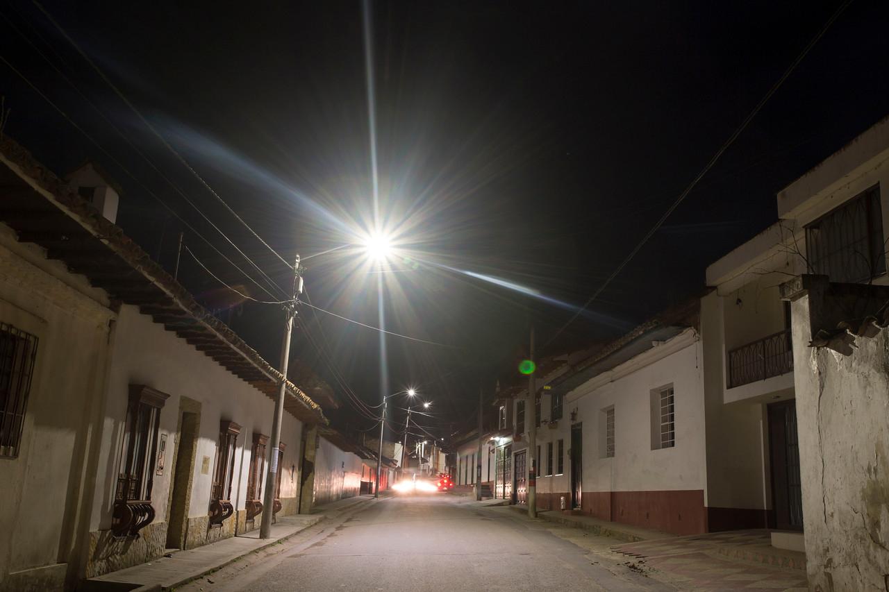 led luces