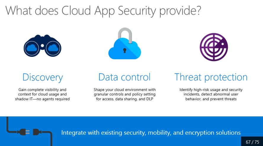 Microsoft-Cloud-App-Security