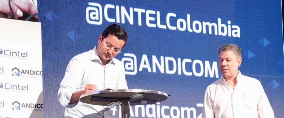 andicom colombia iva contenidos digitales