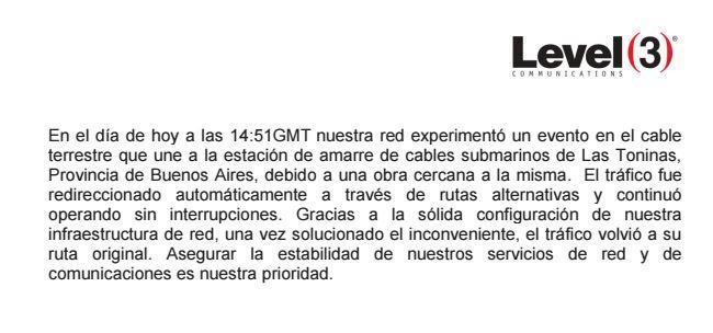 comunicadoLevel3