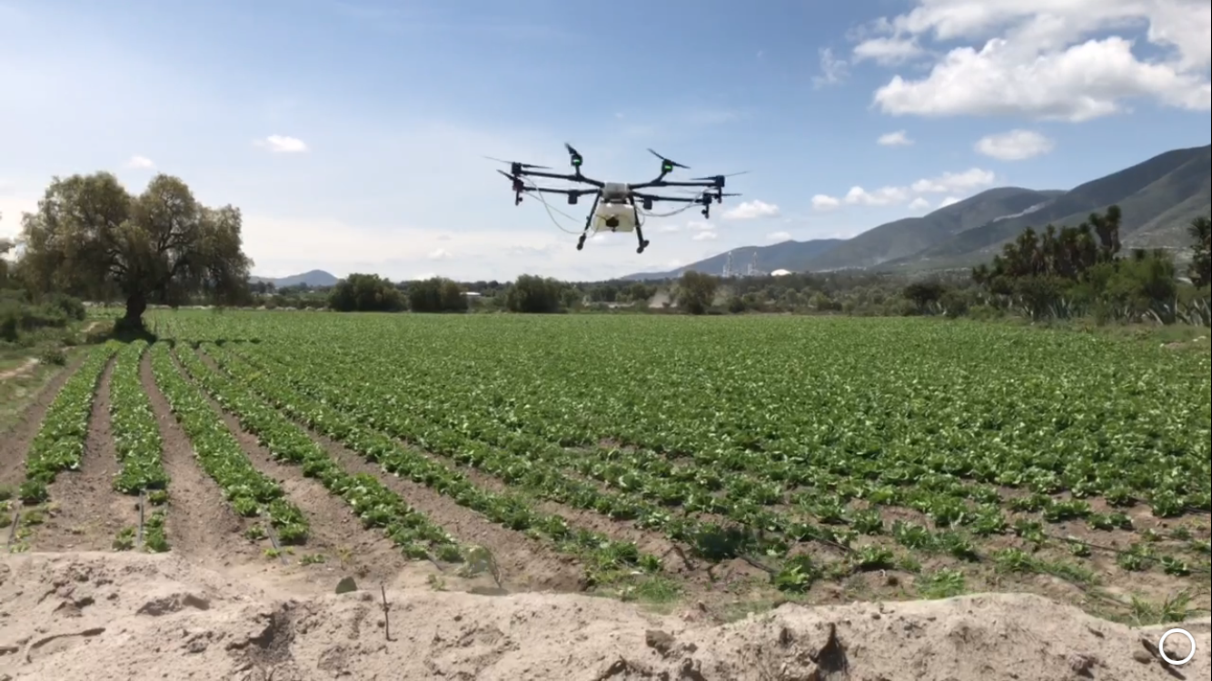 Agrodrone drones