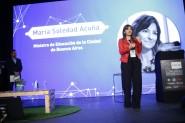 María Soledad Acuña, Ministra de Educación de la Ciudad de Buenos Aires