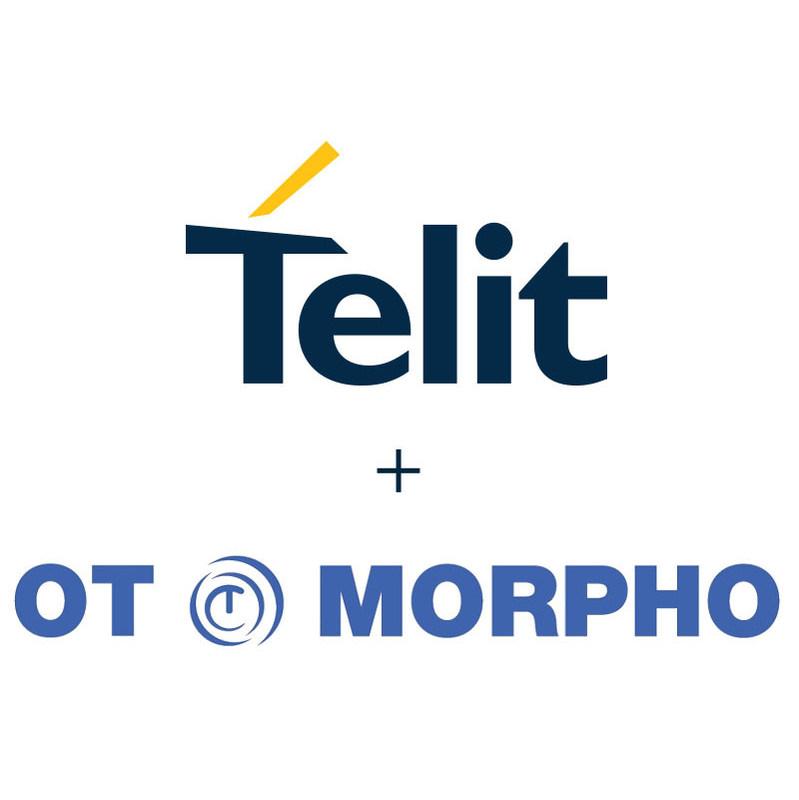 Telit OT-Morpho Logo