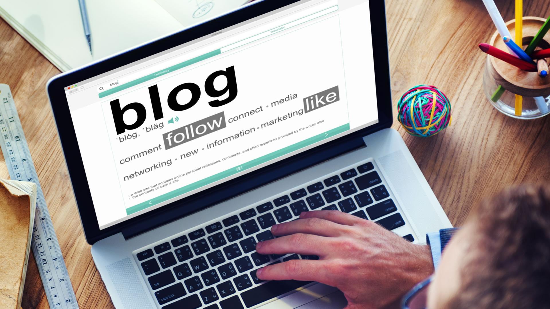 blogs blog