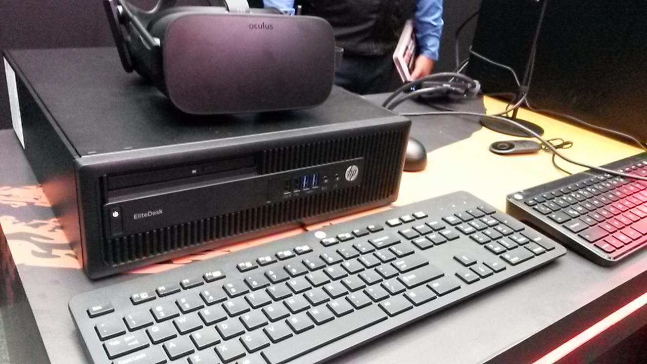Equipo de HP