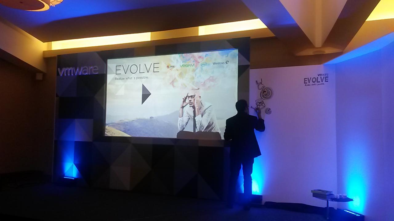 Intervención de Rafael Solares en el Evolve celebrado en CDMX