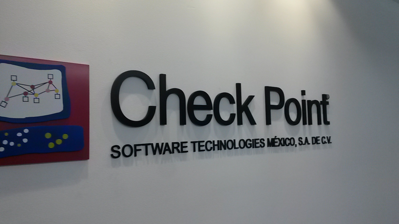 check point oficinas