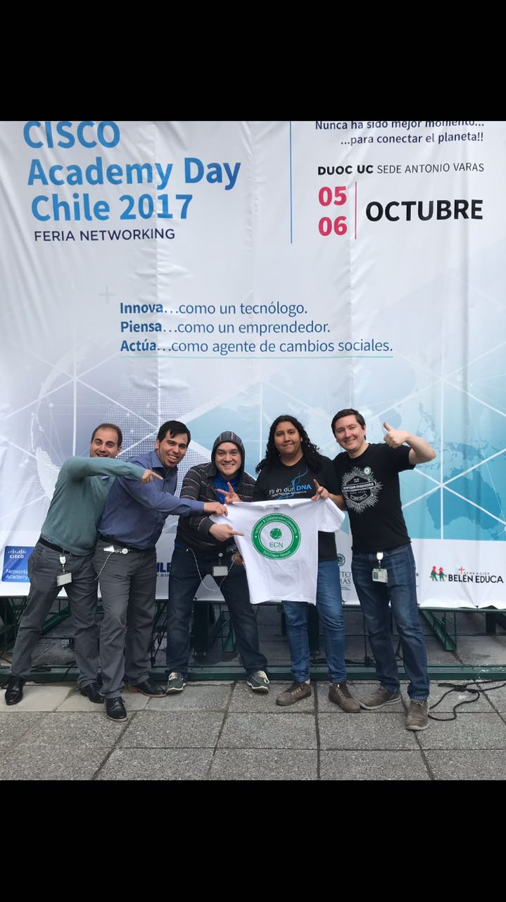 Cisco Networking Academy - Duoc