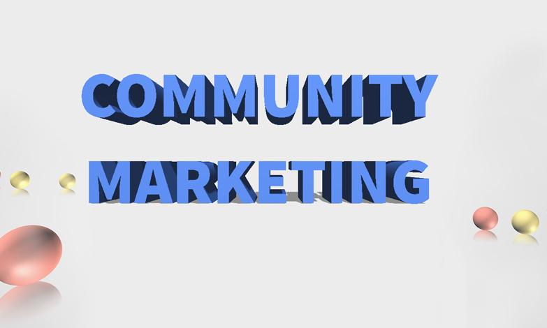 Community-Marketing