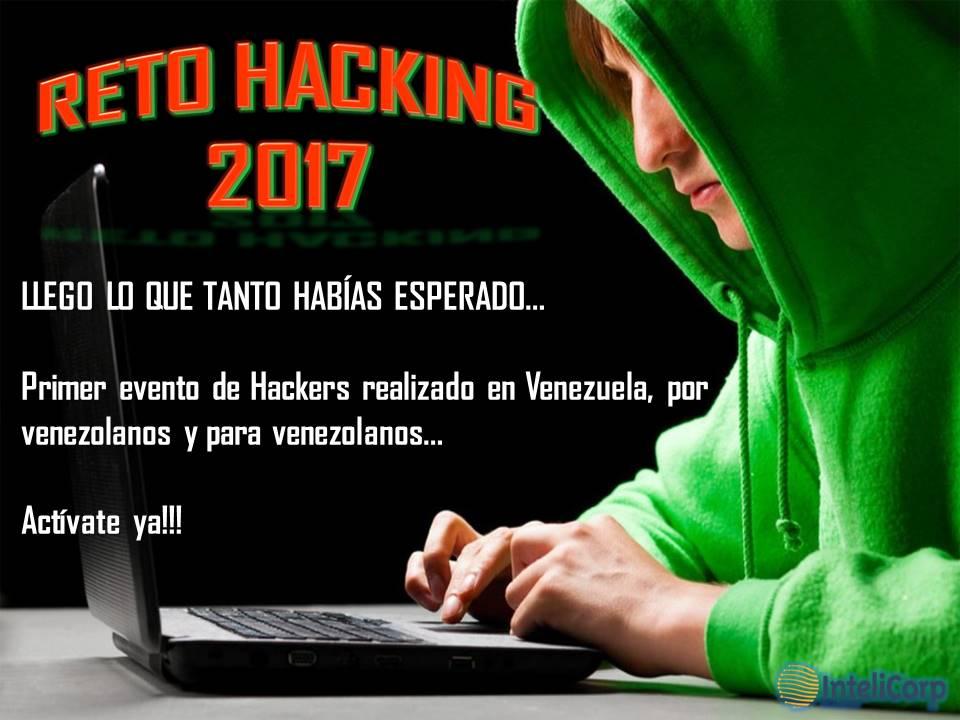 Reto Hacking Venezuela 2017