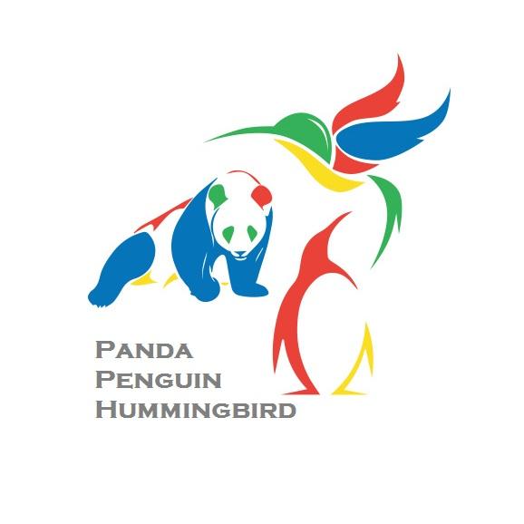 Panda-Penguin-o-Hummingbird algoritmos SEO