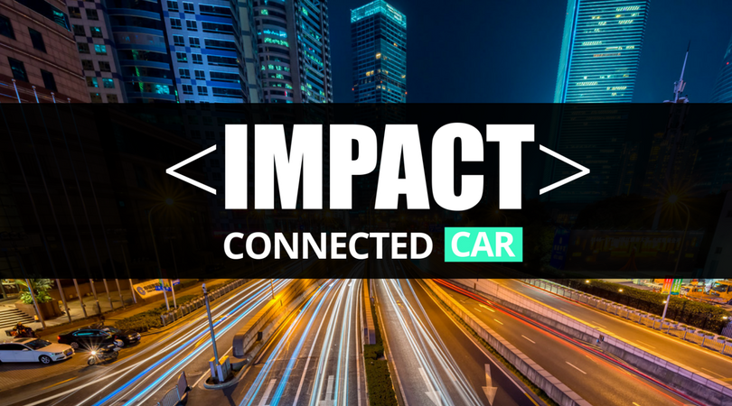 impact connected car isdi