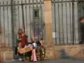 trabajadora calle informal pobreza