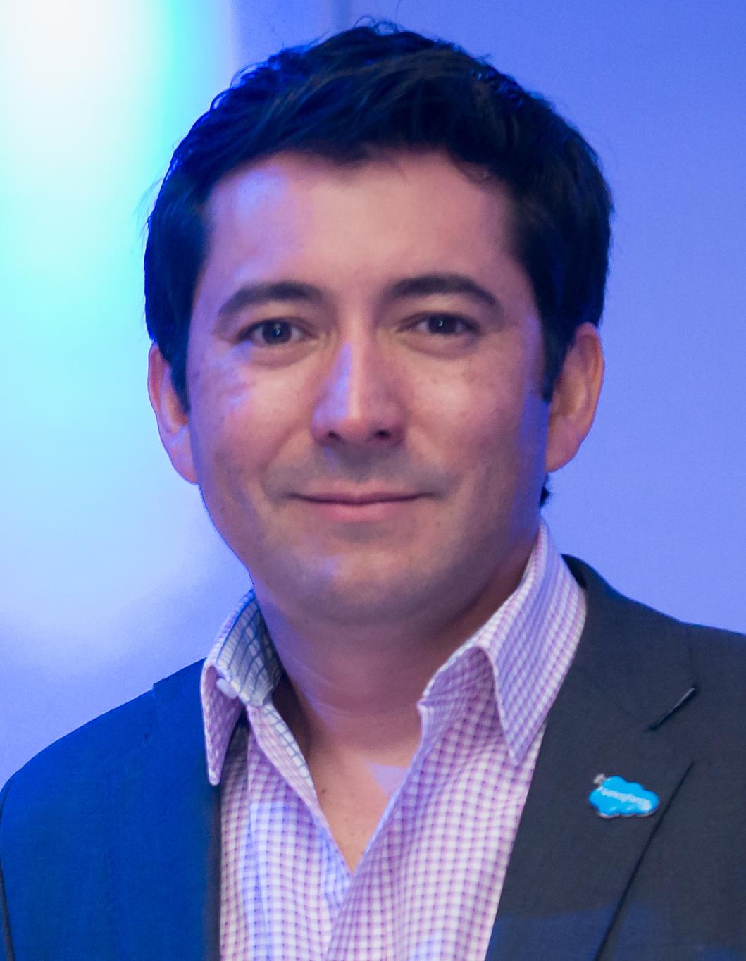 Enrique Ortegón: Gerente General, Salesforce Caribe y Américas de Habla Hispana (CaSSA)