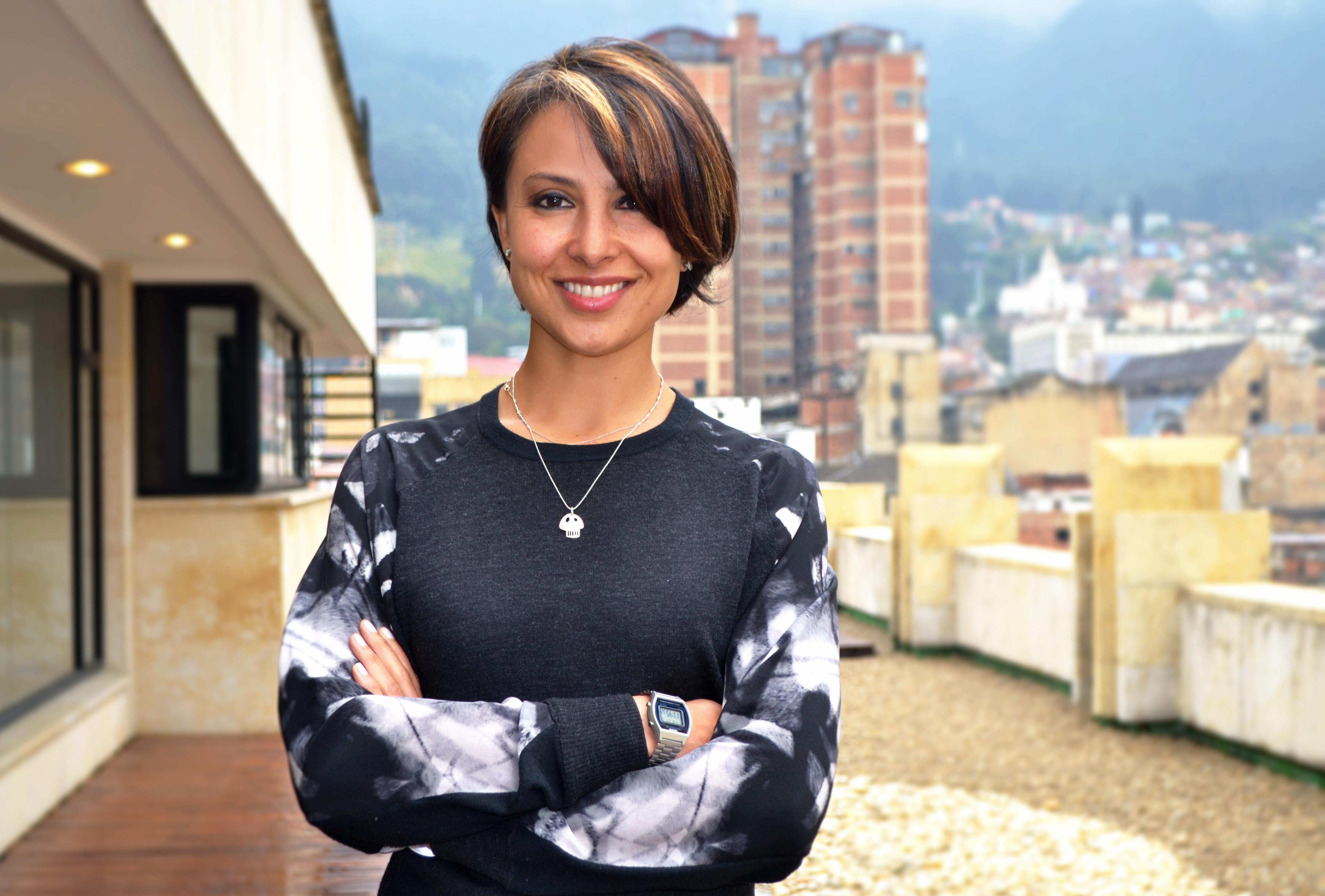 Juanita Rodríguez, Directora de Transformación Digital de MinTIC, fue designada como Viceministra de Economía Digital encargada. Foto de Appsco