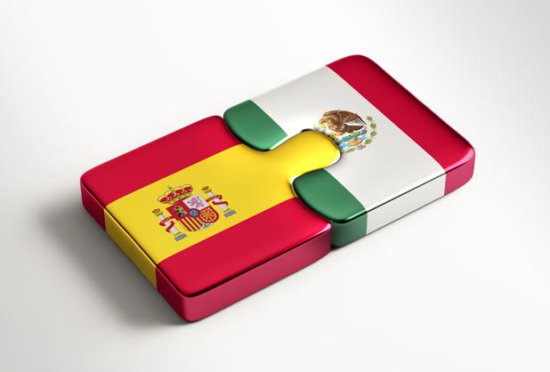 México-España