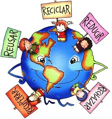 reciclar reusar basura