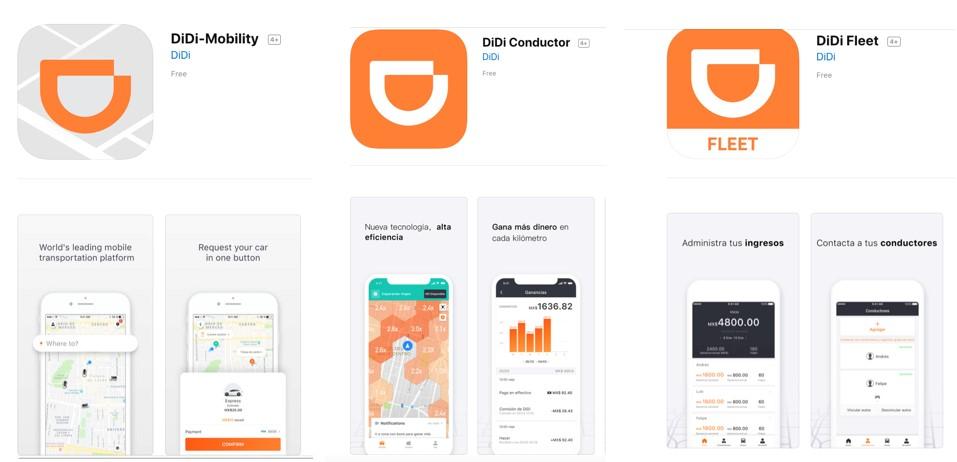 DiDi- Apps