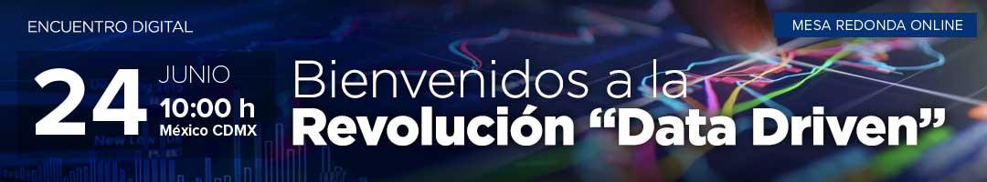 """Bienvenidos a la revolución """"data driven"""""""